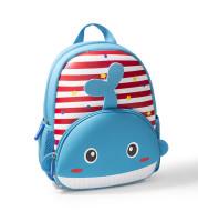 Zoo cartoon school bag