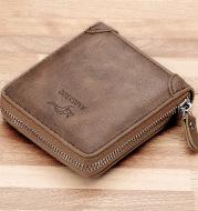 RFID anti-theft swipe wallet