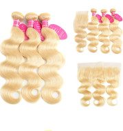 Real Hair Weave Lace Hair Block