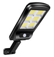 Solar charging street light