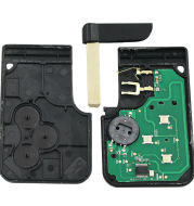 Suitable For Leno Megana Smart Card Car Remote Key 433 Frequency Id46 Pcf7947 Core