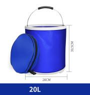 Portable Retractable Car Wash Bucket For Car