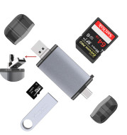 Multi-Function Card Reader Universal For Computer And Mobile Phone
