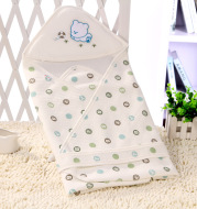 Baby Quilt Thin Cotton Blanket Wrap Swaddling