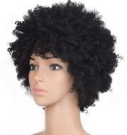 Wig Female African Wig Headgear Explosion Head