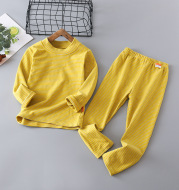 Warm Middle-Aged Children's Autumn Clothes Long Trousers