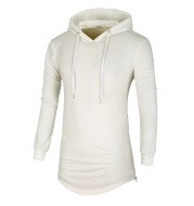 High Quality Mid-Length Hooded Pullover Camouflage T-Shirt Sports