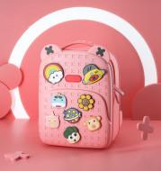 Light Tide Baby Backpack Children DIY Pattern Bag