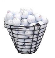 Metal Large Capacity Golf Basket Storage Basket