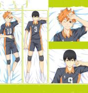 Volleyball Boy Anime Surrounding Otaku Waiting Pillow