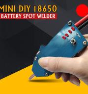 Portable Mini DIY 18650 Battery Spot Welder Pen