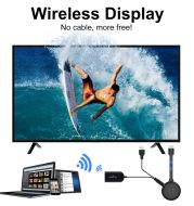 Mobile Phone Wireless Screen Projector HDMI Same Screen HD