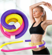 Soft Hoop Sport Hoop Fitness Circle Fitness Equipment Lose Weight Home Bodybuilding