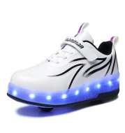 Light Charging Pulley Shoes Single And Double Wheels