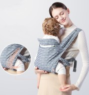 Baby Backpack Infant Bag Pouch Sling Hipseat Backpack Soft Safety Carrier