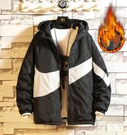 Cotton Jacket Men's Jacket Plus Cotton Jacket Casual New Cotton Jacket Youth