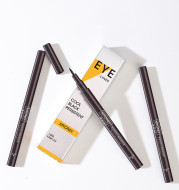 Cool Black Eyeliner, Bright Black, Natural And Non-Smudge Quick-Drying Liquid Eyeliner Pen