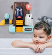 Bathroom Toys Pipeline Water Spray Shower Game Bird Mushroom Toy for Children Swimming Bathroom Bathing Kids Toy