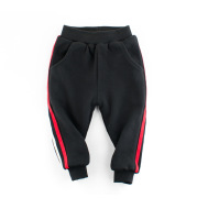 Children's Thick Double Trousers Baby Pants