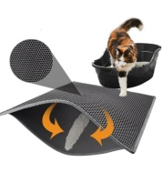 Cat Litter Pad Honeycomb Cat Pad Waterproof Urine Proof Pad Pet Supplies