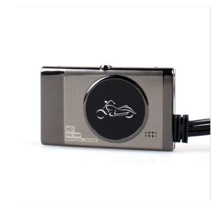 Locomotive Motorcycle Driving Recorder Split-type Front And Rear Waterproof Double Lens Riding Recorder