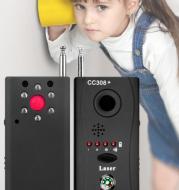 Wireless GPS signal detector scanner CC308+