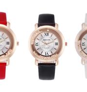 Quicksand quartz watch