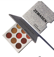 Natural Shimmer Matte Eyeshadow Pallete