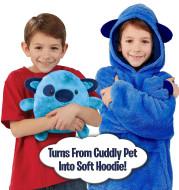 Children's Headgear Pajamas Pet Shape Children's Pajamas Cartoon Pillow