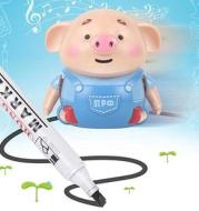 Scribing Induction Pig Toy
