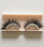 Sticky 3D silk false eyelashes No glue, no stimulation, natural soft and comfortable false eyelashes 3 seconds speed wear