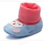Autumn/Winter sock head baby shoes