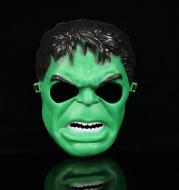 Hulk Plastic Headgear
