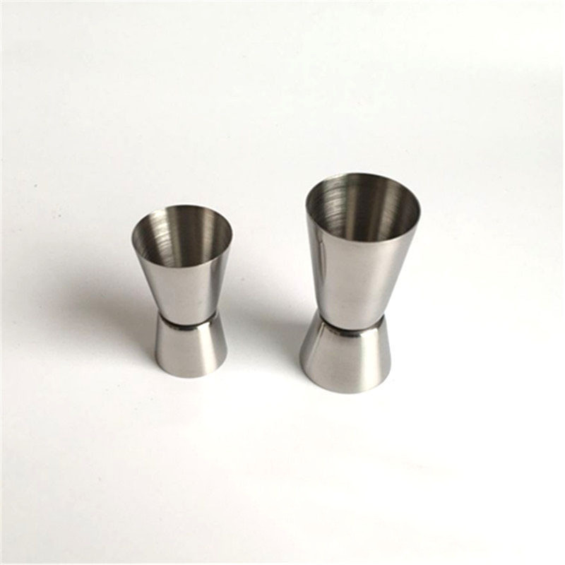 Stainless steel cocktail shaker set 9