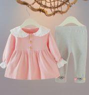 Girl autumn clothes set