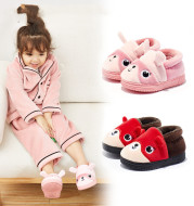 Thicken warm baby home shoes