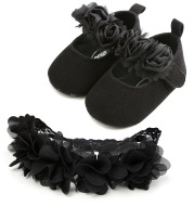 Spring and Autumn Baby princess shoes