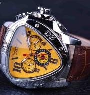 JARAGAR triangle dial watch