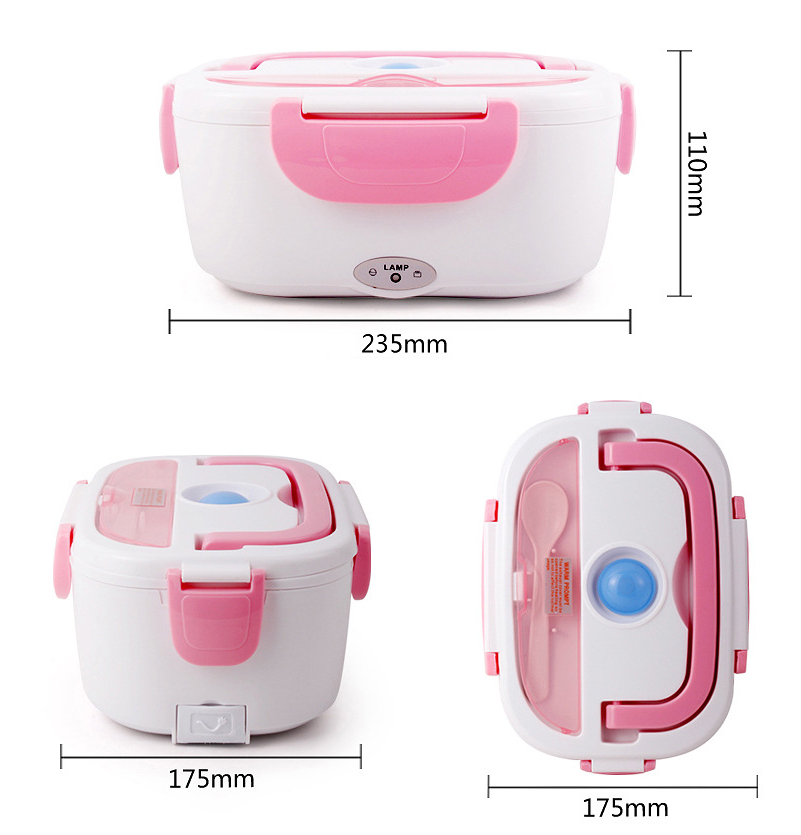 Appliance - Portable Electric Heating Lunch Box