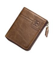Captain Bull zipper purse