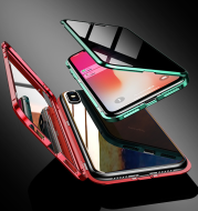 Anti-Peeping Magnetic Phone Case For Samsung Case