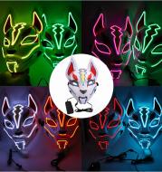 Glowing mask