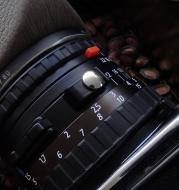 Universal PC port metal dust plug for film cameras