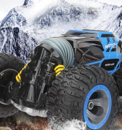 Sports Off-road Remote Control Vehicle Children's Toy Vehicle Mountain High Speed Four-wheel Racing