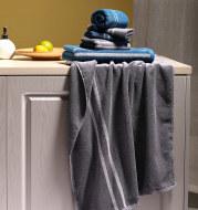 Smart sensor cotton towel