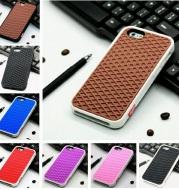 Waffle sole silicone phone case