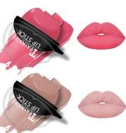 Makeup Full Coverage Lipstick Matte Lasting Waterproof Lip Gloss Sexy Red Lip Lazy Non-stick Cup Lipsticks