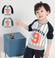 Korean children's sweater boys long sleeves
