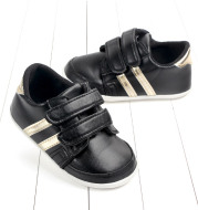 Soft-soled toddler shoes