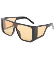 Men's outdoor sunglasses one-piece sunglasses